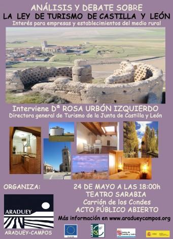 Charla-Coloquia sobre Ley de Turismo
